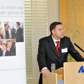 Heiner Kamps im Marketing-Club Bremen