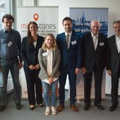 """markstones Institute of Marketing, Branding & Technology an der Universität Bremen"" 16.05.2019"